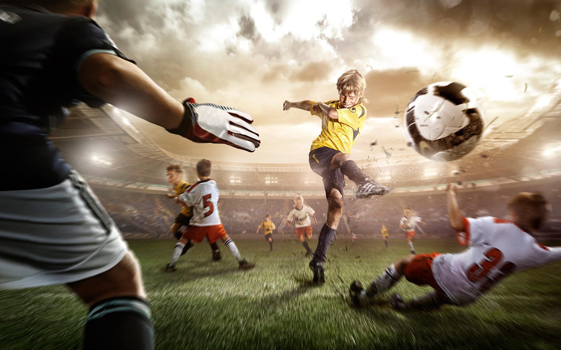 Amazing Football Wallpaper