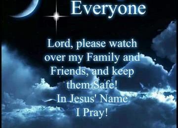 Good Night Everyone