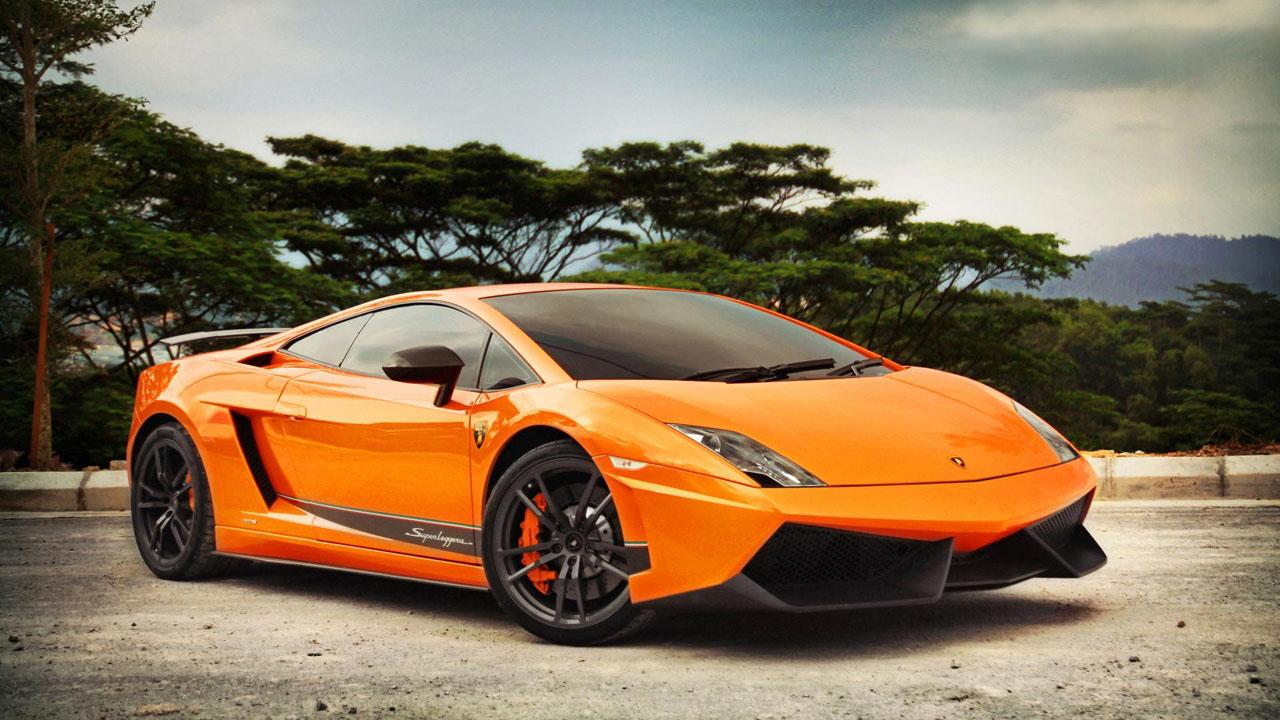 Lamborghini Car Image