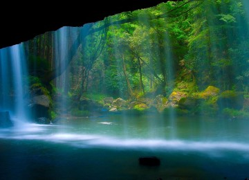 Waterfall Desktop Wallpaper