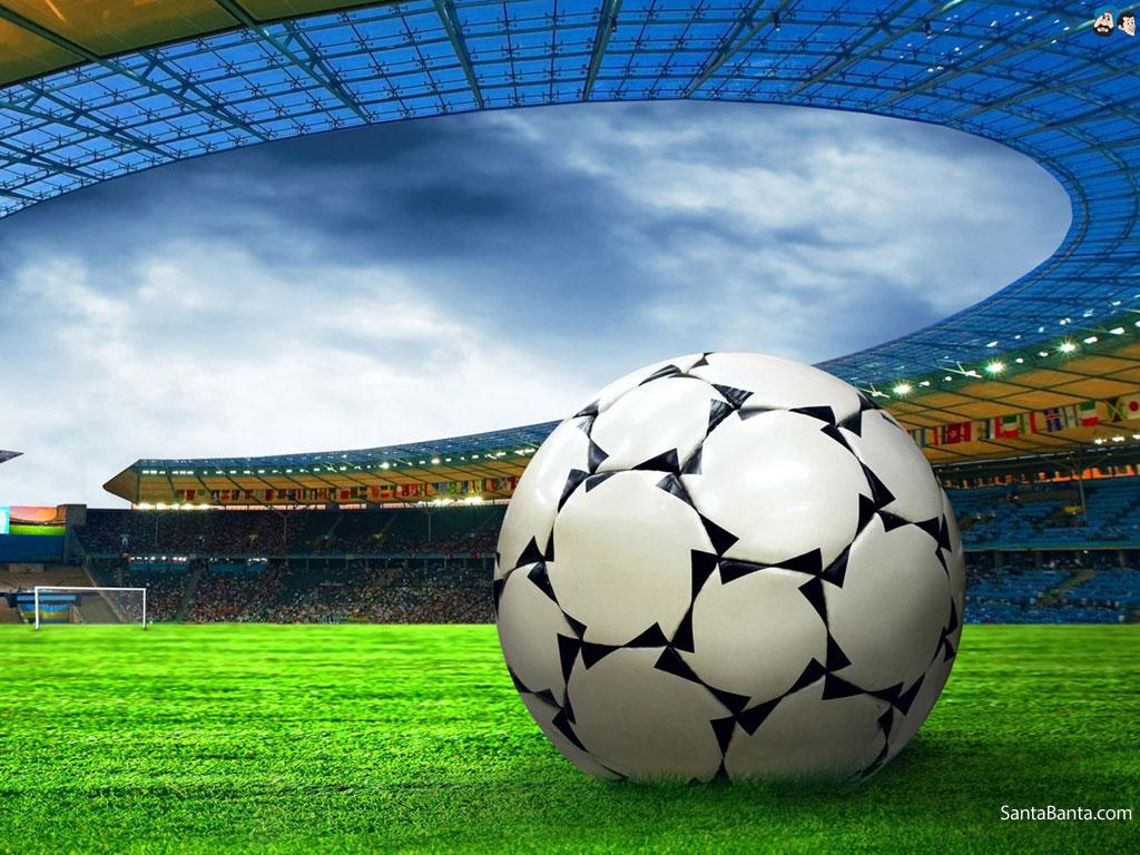 White Football Wallpaper