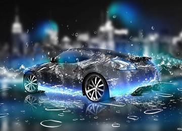 3D Car Image