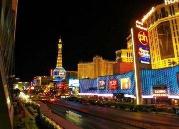 3D Las Vegas