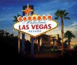 3D Las Vegas Image