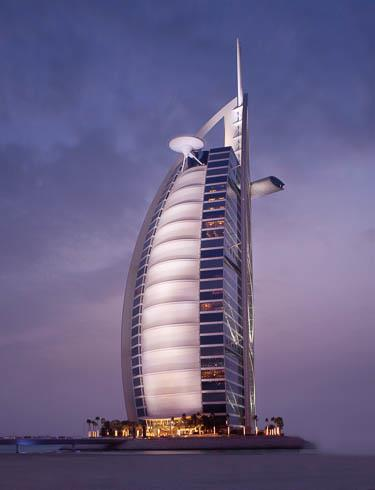 Amazing Burj Al Arab