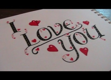 Animated I Love You