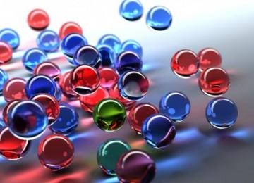 Balls 3D Wallpaper