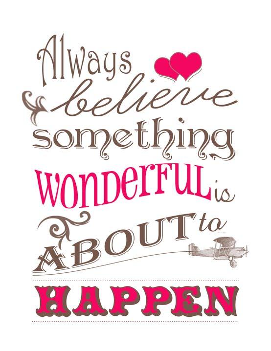 Beautiful Inspirational Saying