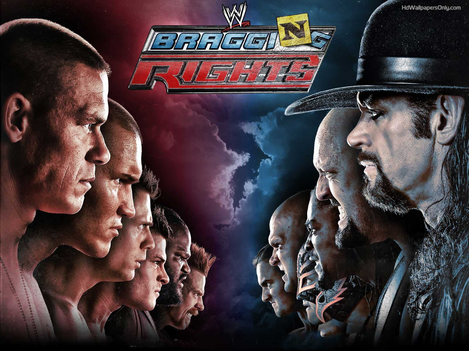 Beautiful WWE Wallpaper