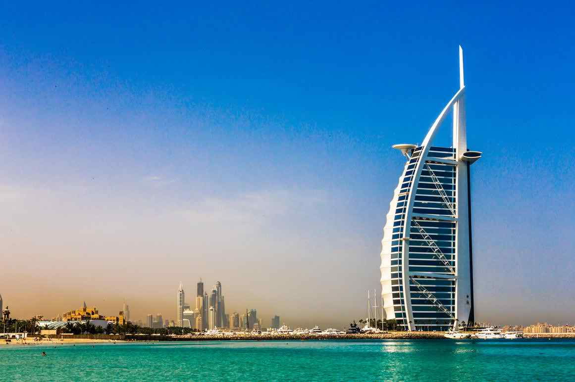 Cool Burj Al Arab