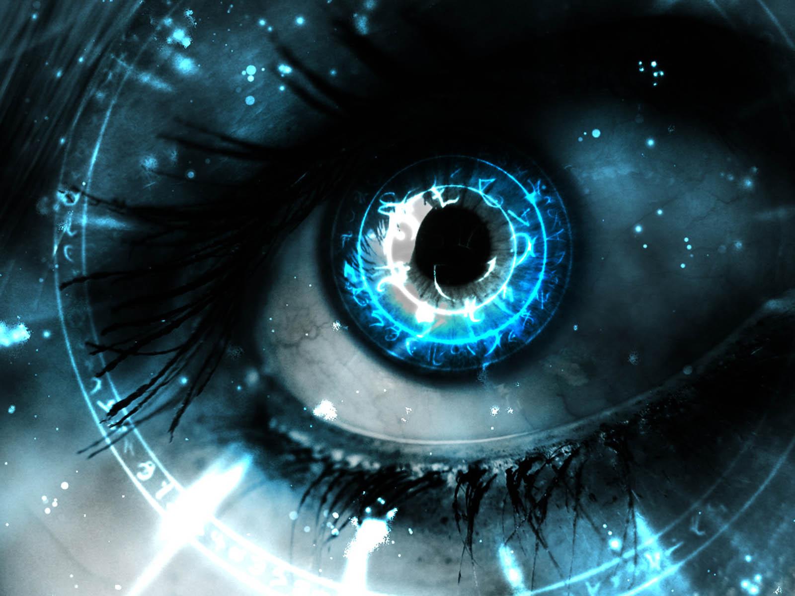 Eye 3D Wallpaper