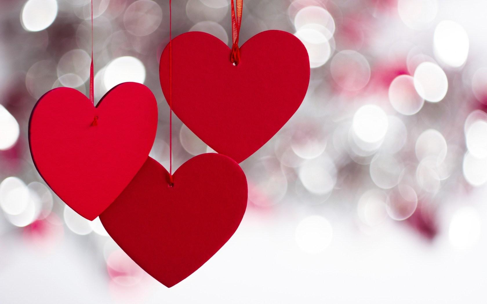 Hd Heart Wallpaper