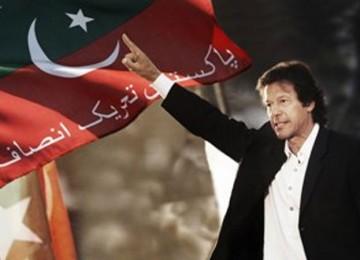Imran Khan PTI Image