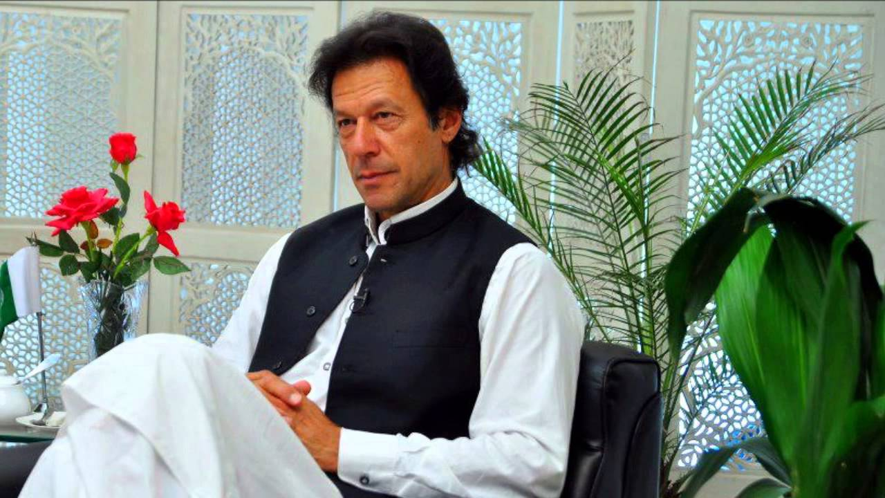 Stunning Imran Khan PTI