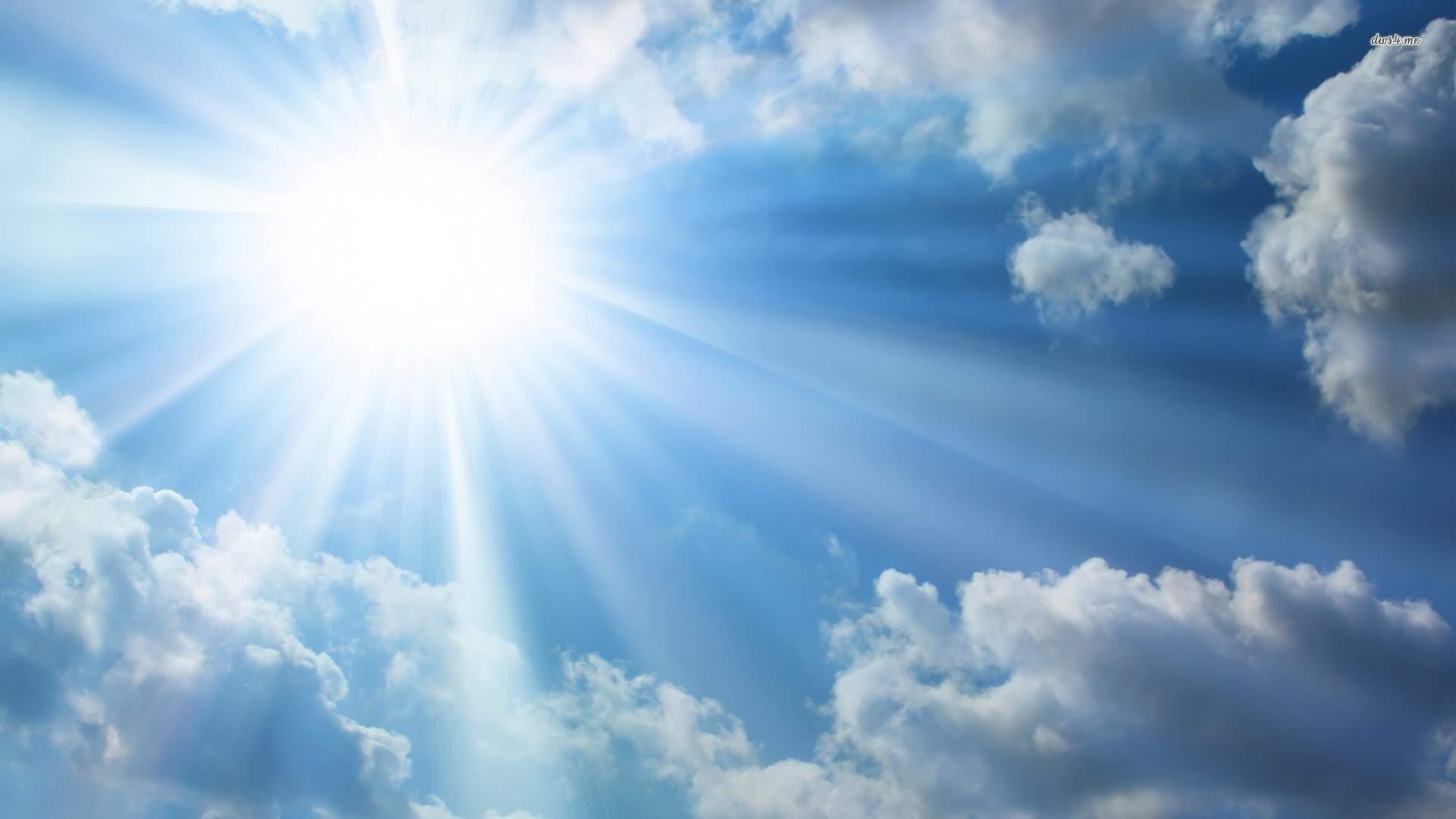 Widescreen Sunshine