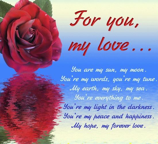 Wishes Love Poem