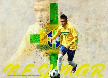 Amazing Neymar Wallpaper