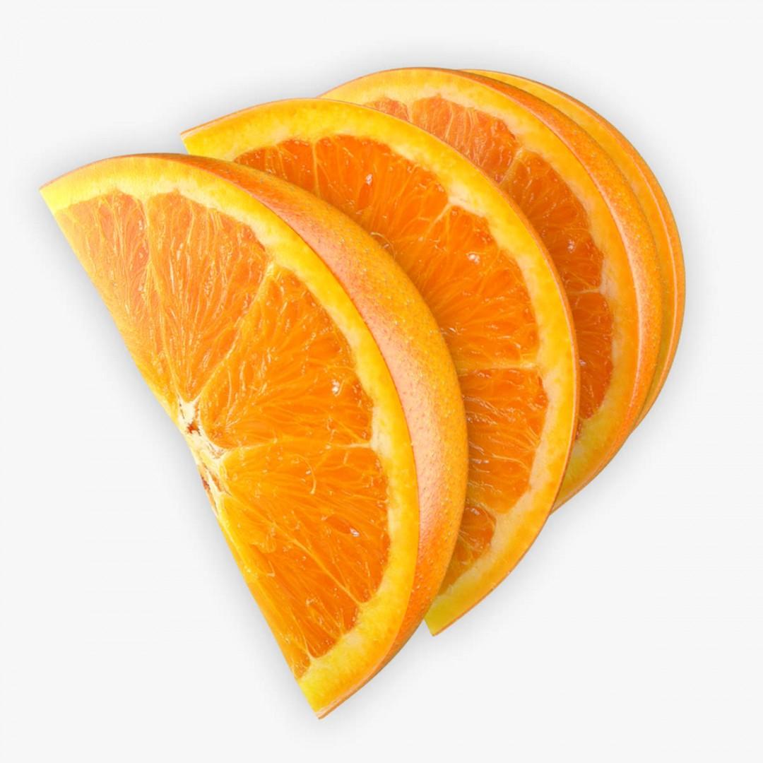 Orange Slice Photo 1200x1200 - Full HD Wall