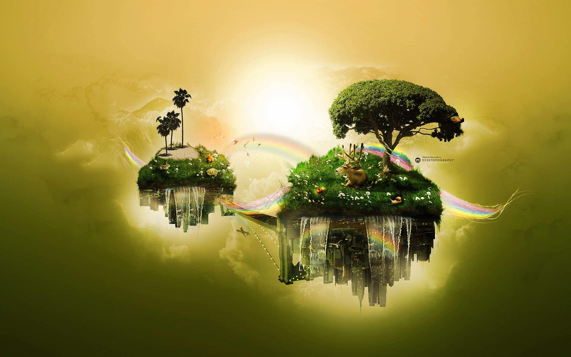 Natural Amazing Desktop Wallpaper