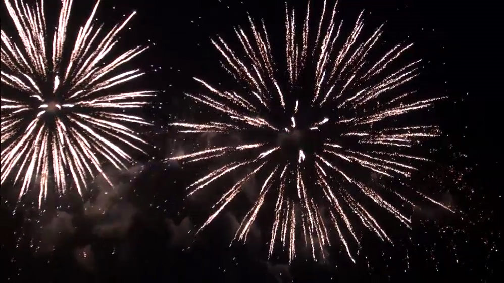 Nice Fireworks Photos