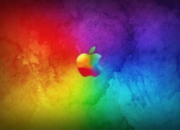 3D HD Apple Wallpaper