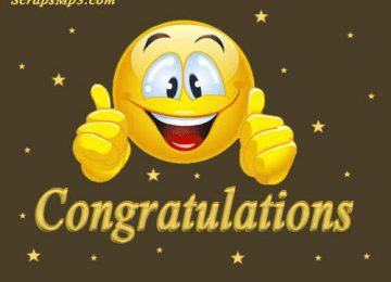 Cute Congratulations Photos