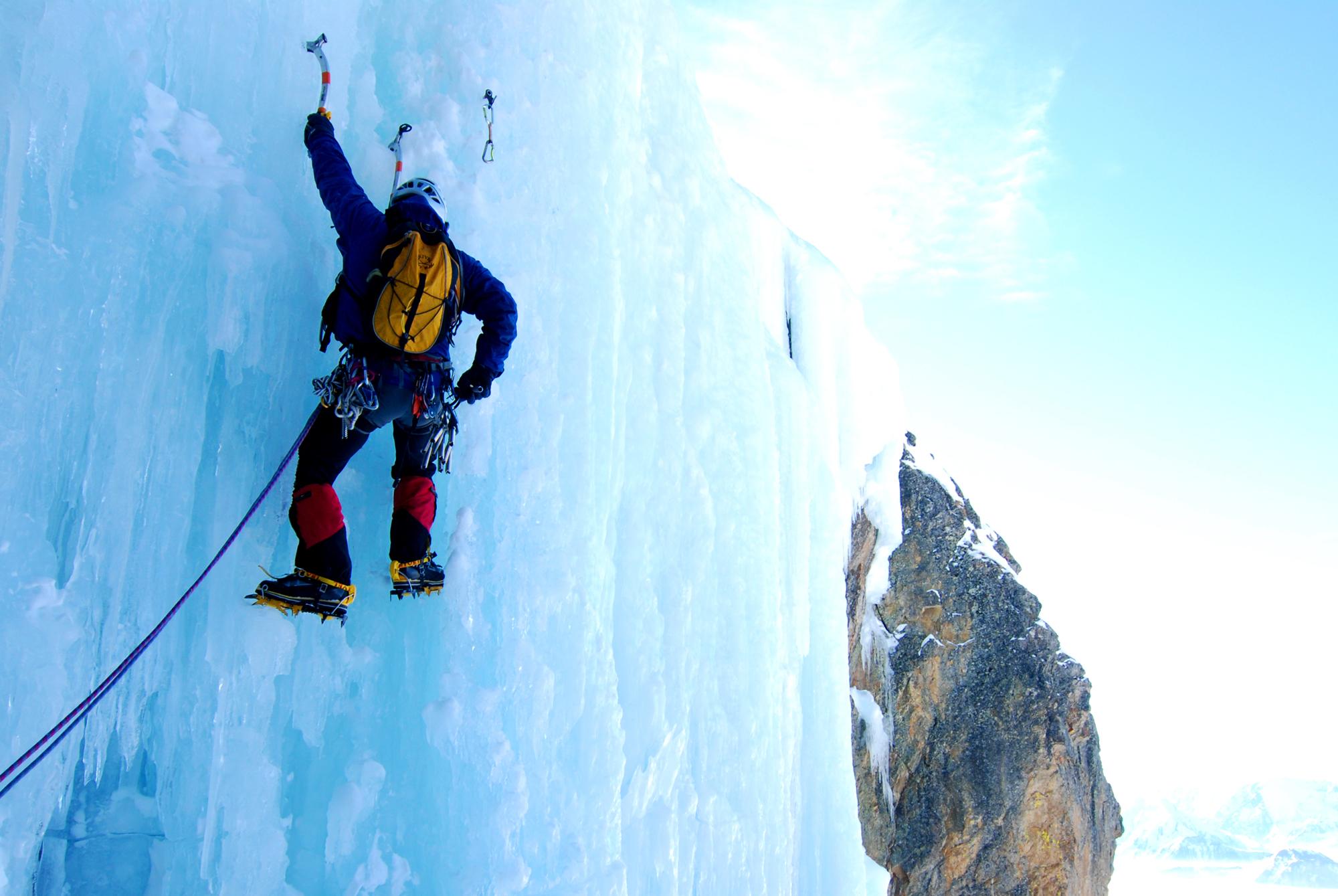 HD Ice Climbing