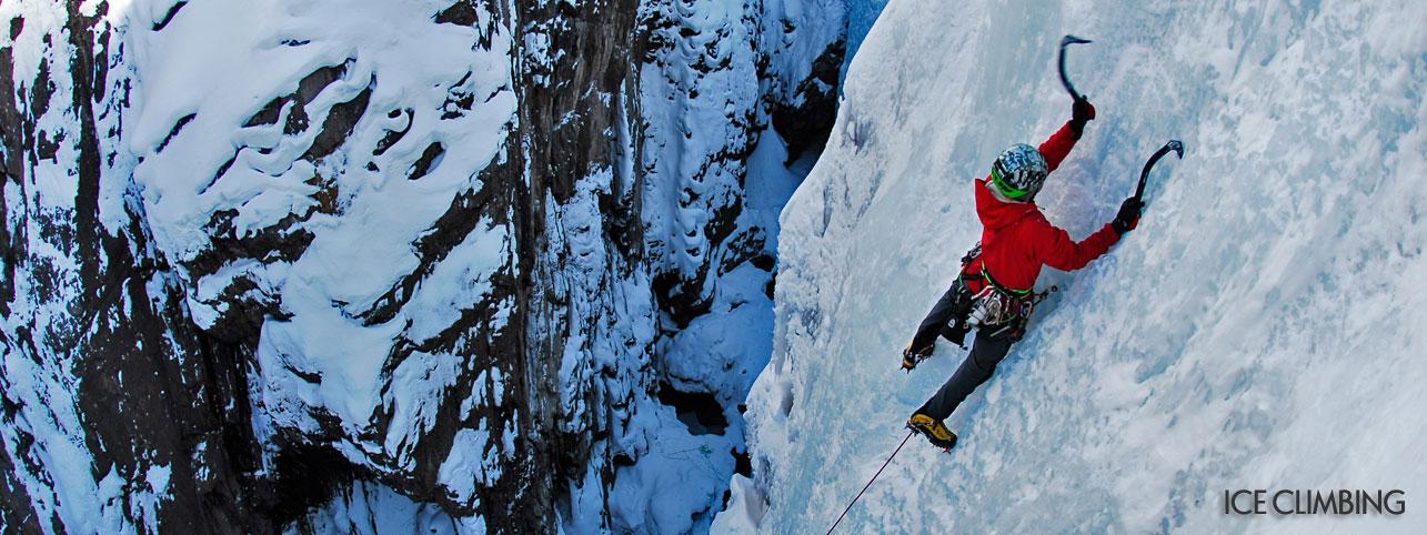 Nice Ice Climbing Photos