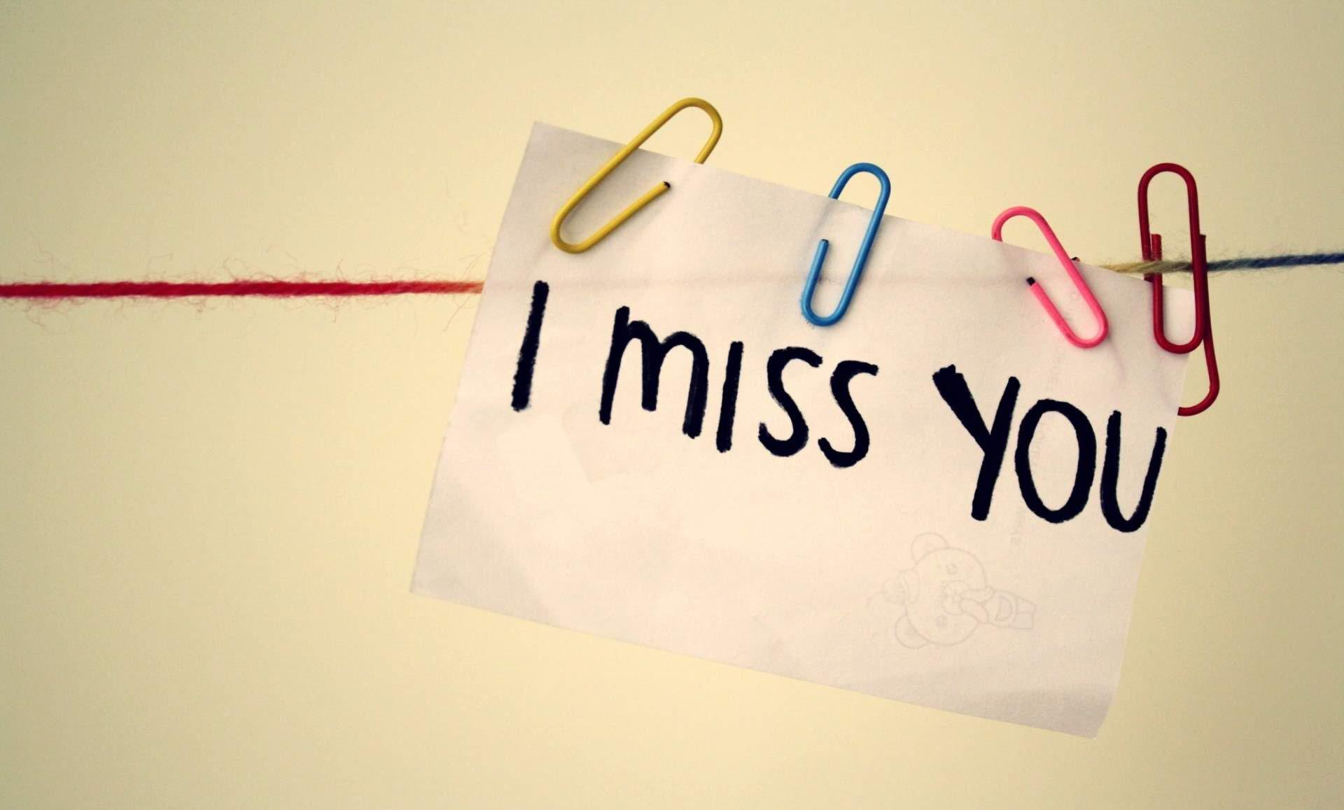 Stunning I Miss You