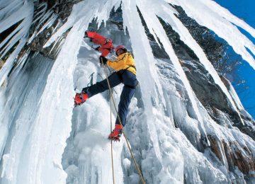 Wonderful Ice Climbing Photos