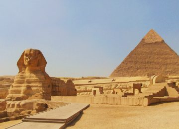Art Egypt Pyramids