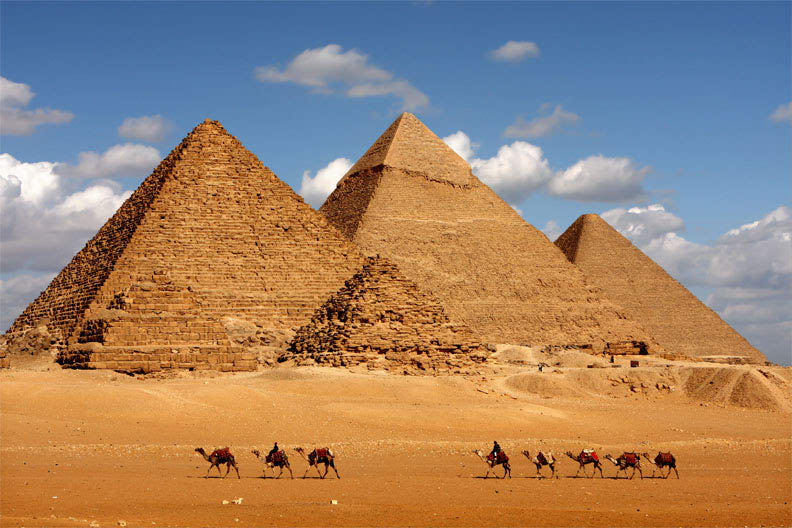 Cool Egypt Pyramids