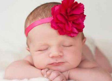 Nice Baby Photo