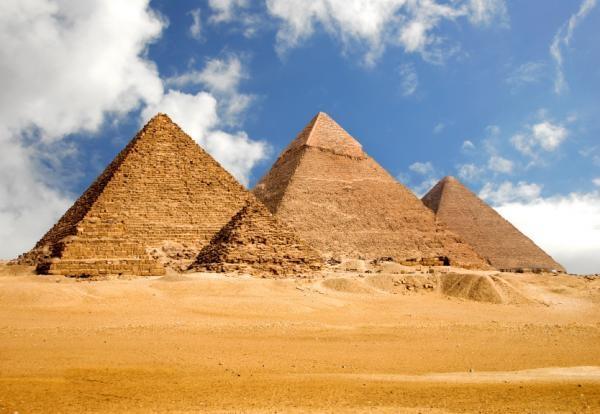 Nice Egypt Pyramids