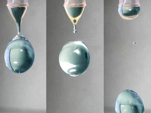 Nice Falling Drop