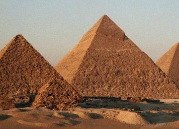Top Egypt Pyramids