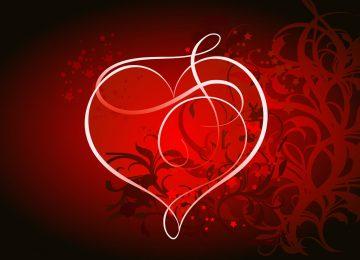 Beautiful Red Love