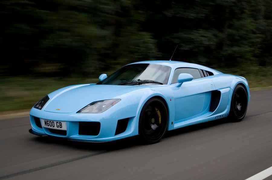 Blue Noble M600