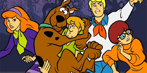 Free Scooby Doo
