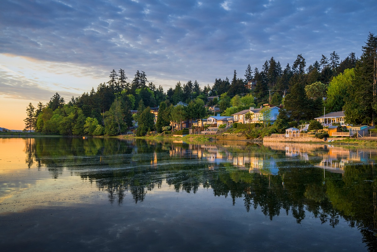 Widescreen Vancouver Island