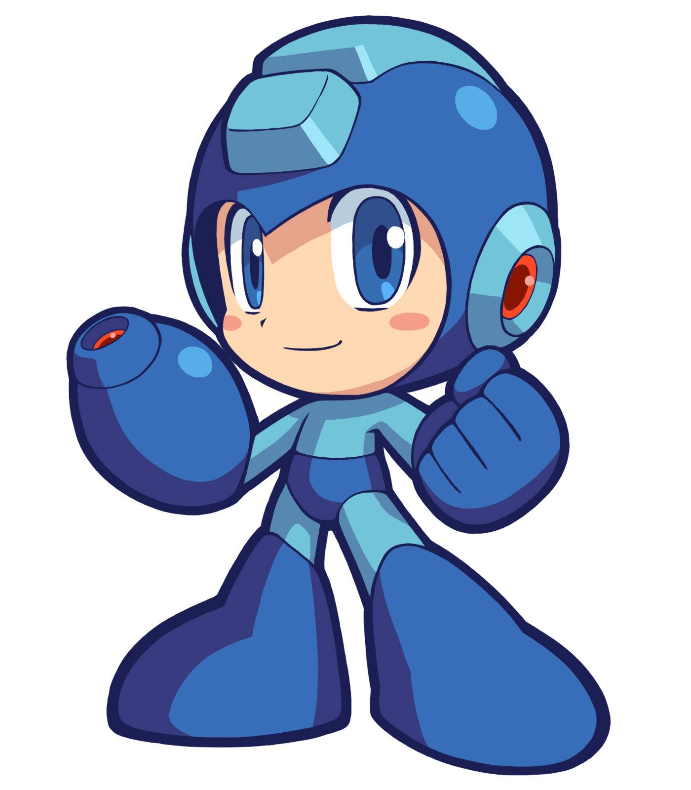 3D Megaman