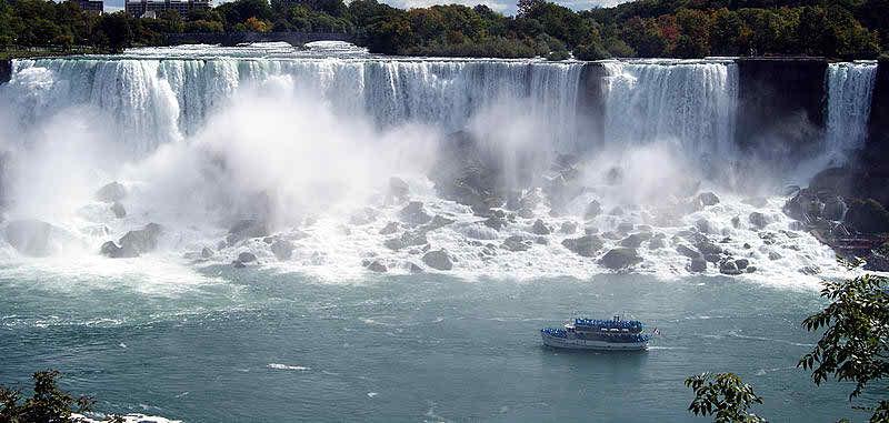 Cool Niagara Falls