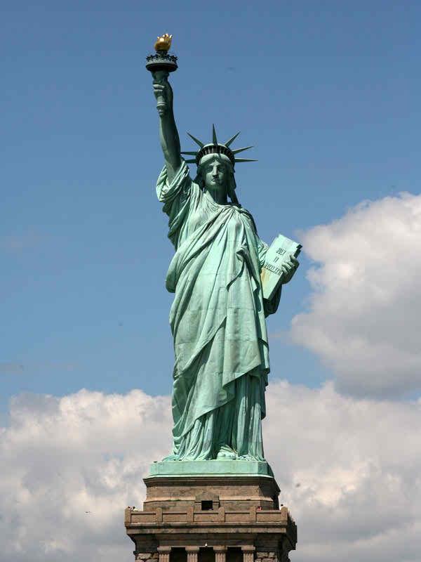Free Statue Of Liberty