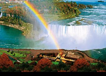 Natural Niagara Falls