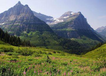 Stunning Mountain Landscape
