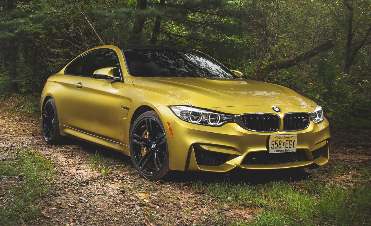 Top BMW M4