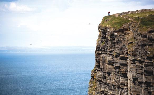 Amazing Cliff