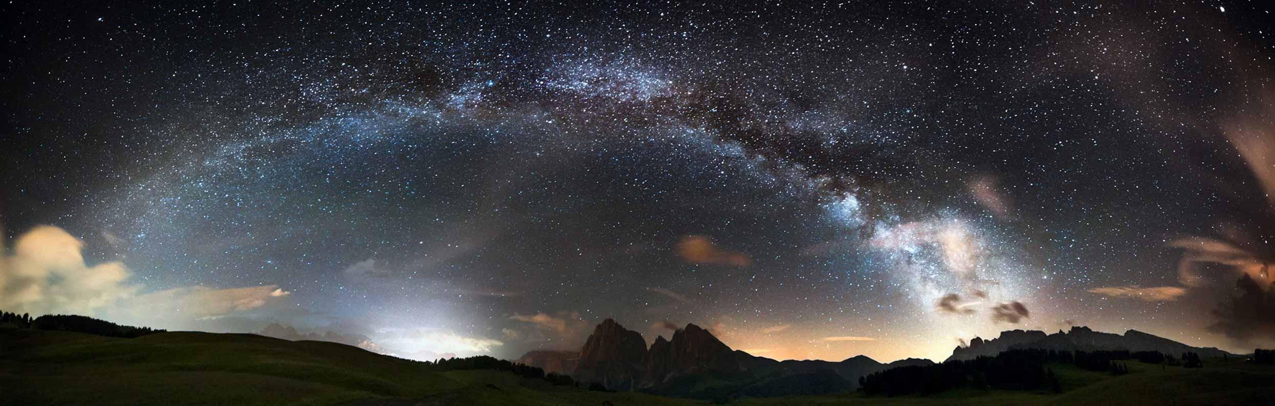 Beautiful Dark Sky