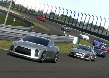 Grey Gran Turismo 5