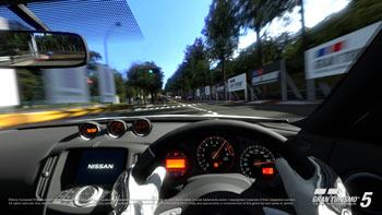 HD Gran Turismo 5